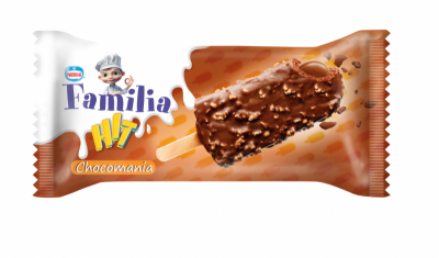 Сладолед Familia Hit шокомания