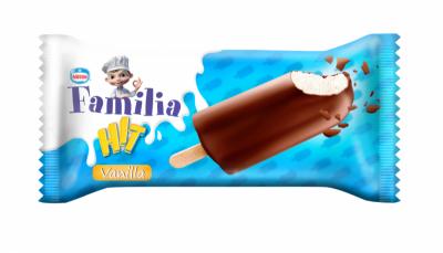 Сладолед Familia Hit ванилия
