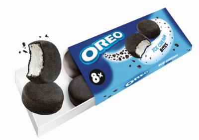 Сладолед Oreo малки хапки