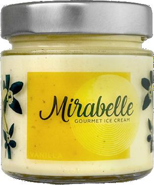 Гурме сладолед Mirabelle Бурбонска ванилия
