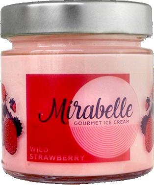 Гурме сладолед Mirabelle Дива ягода