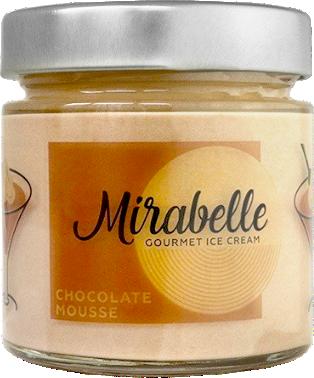 Гурме сладолед Mirabelle Шоколадов мус