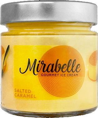 Гурме сладолед Mirabelle Солен карамел