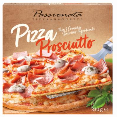 Пица Passionata Прошуто