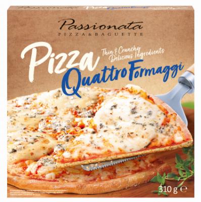 Пица Passionata 4 Сирена