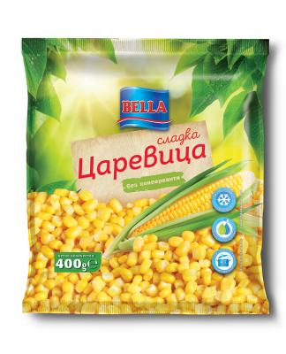 Сладка царевица Белла замразена