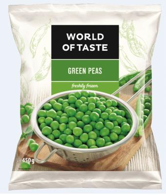 Зелен Грах World of Taste