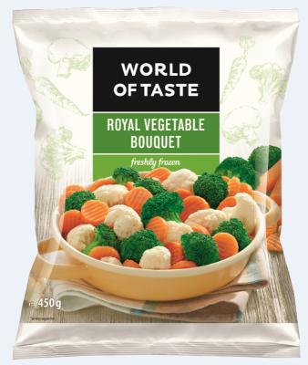 Кралски микс World of Taste