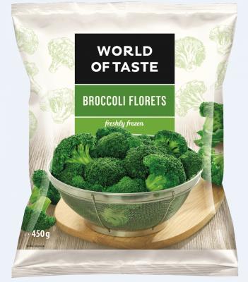 Броколи World of Taste