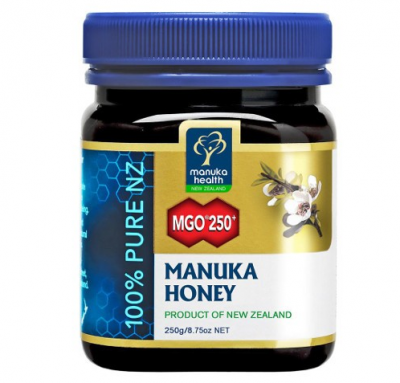 Мед от манука Manuka Health MGO 250+