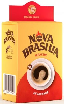 Кафе Nova Brasilia Класик мляно