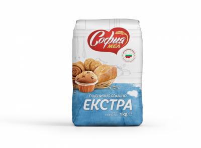 Брашно екстра СОФИЯ МЕЛ