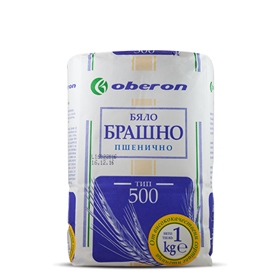 Брашно бяло тип 500 Oberon