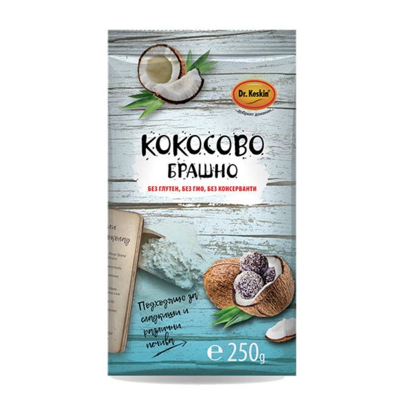 Брашно от кокос Dr.Keskin