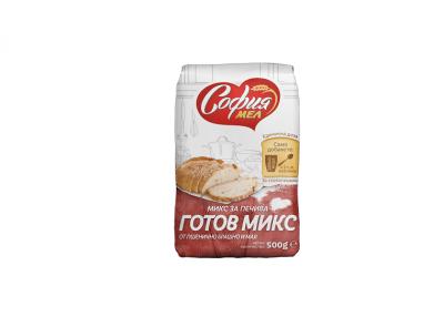 Брашно СОФИЯ МЕЛ Готов микс за хляб