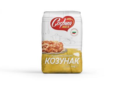 Брашно СОФИЯ МЕЛ За козунак