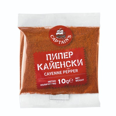Пипер Кайенски Captain's