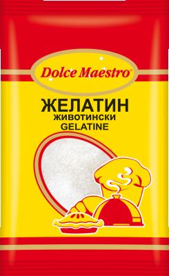 Желатин Dolce Maestro