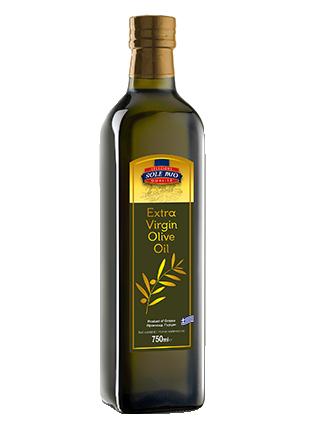 Маслиново масло Екстра Върджин SOLE MIO