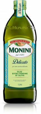 Маслиново масло Екстра Върджин Деликато МONINI