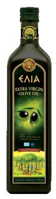 Маслиново масло Екстра Върджин ELIA