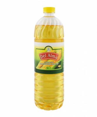 Царевично масло рафинирано Del Alma