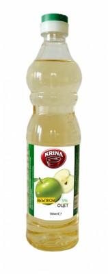 Ябълков оцет натурален KRINA