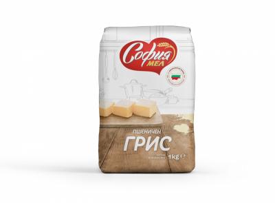 Грис пшеничен СОФИЯ МЕЛ