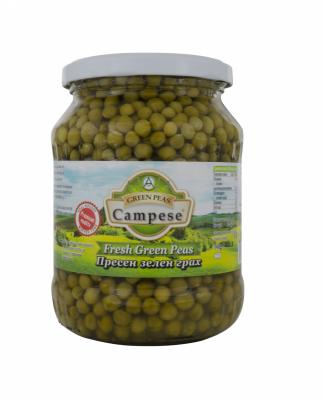 Пресен зелен грах Campese
