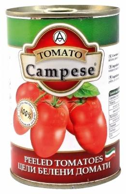 Цели белени домати Campese