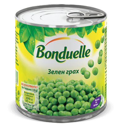 Грах Bonduelle
