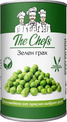 Зелен грах The Chefs