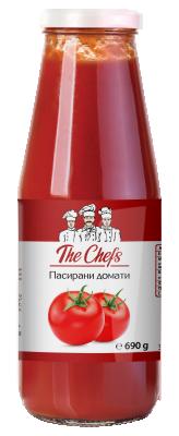 Пасирани домати The Chefs