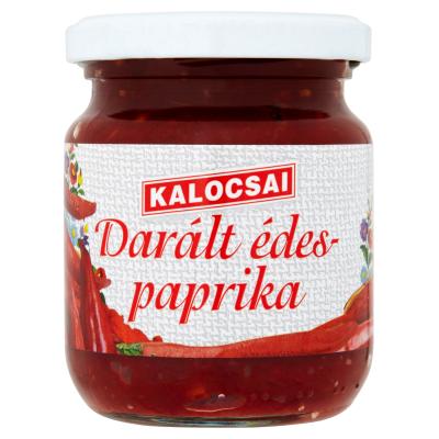 Крем от сладки чушки Kalocsai