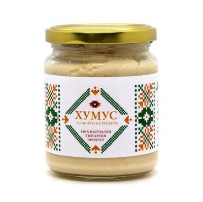 Хумус Черга класическа рецепта