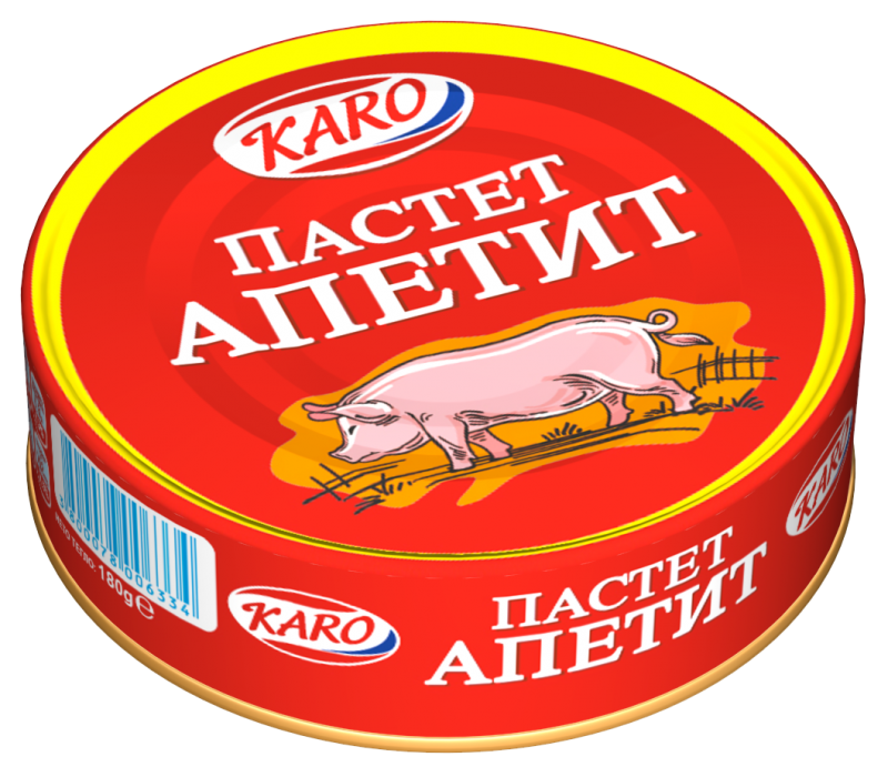 Пастет Апетит Karo
