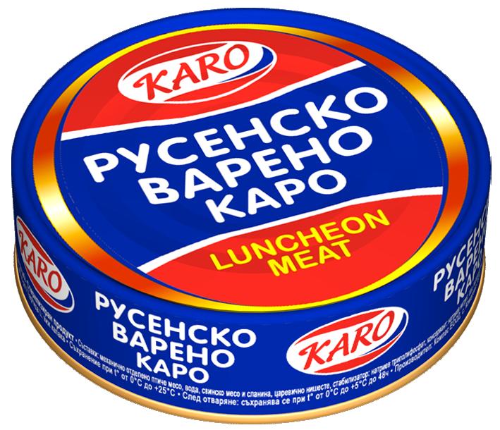 Русенско варено Karo