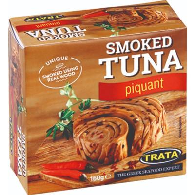 Пикантна Риба Тон Trata пушена в растително масло