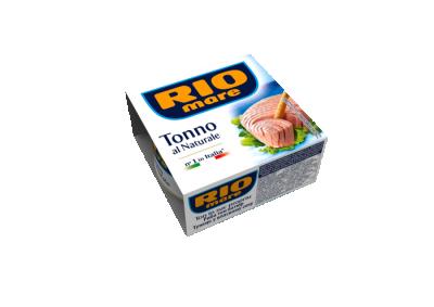 Риба Тон филе Rio Mare в зехтин