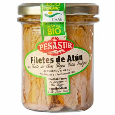 Риба тон филе Pesasur в маслиново масло Extra virgin