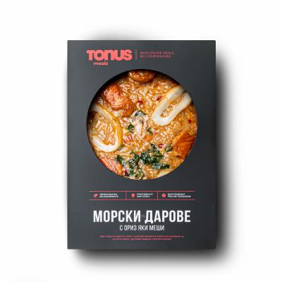 Морски дарове Tonus Meals с ориз Яки меши