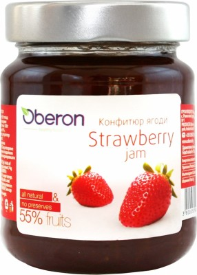 Конфитюр ягода 55% плод Oberon