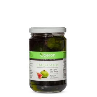Сладко от цели зелени смокини Oberon