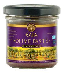 Масл. паста от черни маслини ELIA