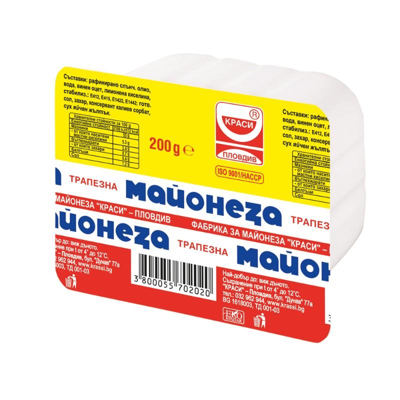 Майонеза Краси Трапезна