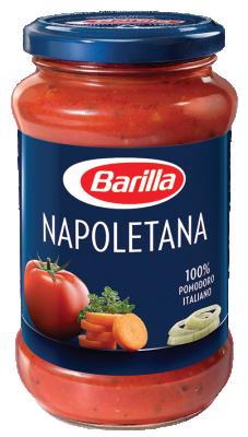 Сос Наполитана BARILLA