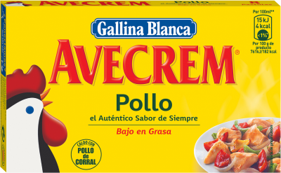 Пилешки бульон Gallina Blanca кубчета