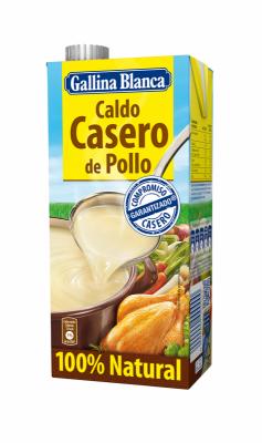 Пилешки бульон течен Gallina Blanca