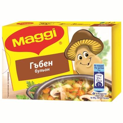 Maggi Бульон гъби
