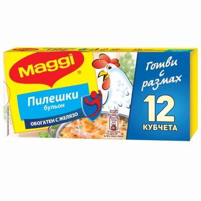 Maggi Бульон пилешки